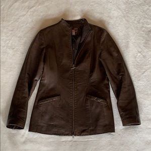 Danier Vintage Leather Jacket